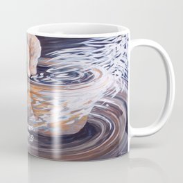 In the Potter's Hands with Scripture Coffee Mug