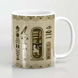 Egyptian Amun Ra - Amun Re Ornament Coffee Mug