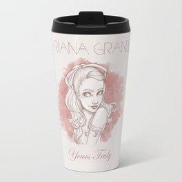 Pink Champagne Travel Mug