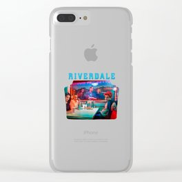 Riverdale Clear iPhone Case