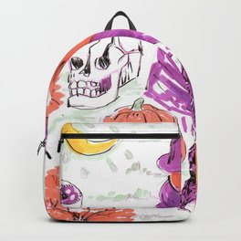 witch in florest Backpack