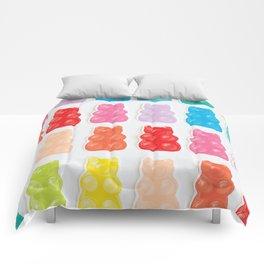 Gummy Bears Comforters