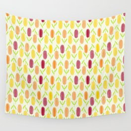 Bright Banksia Wall Tapestry