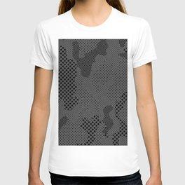 Digital Pattern Camouflage T-shirt