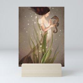In the Sea Mini Art Print
