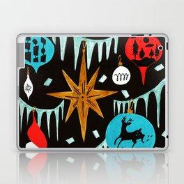 Mid Century Modern Christmas Tree Laptop & iPad Skin