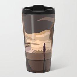 """Im not coming back"" Travel Mug"