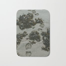 Trails in the Sand Bath Mat