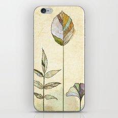 Leaf Study iPhone Skin