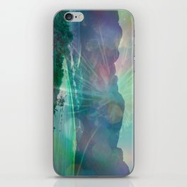 STAY FOREVER BAY iPhone Skin
