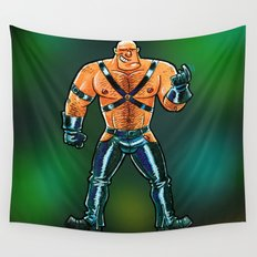 Leather Daddy Wall Tapestry