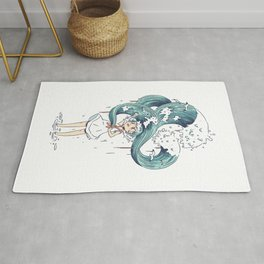 Daughter of the Sea Rug