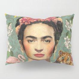 Frida Kahlo X Pillow Sham