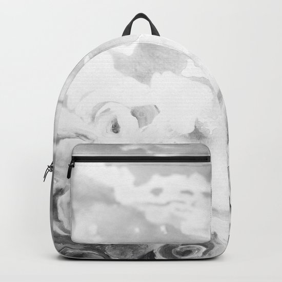 Fading Roses Silver Lining Backpack