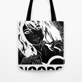 Sexy Noodles Ramen Nude Kawaii Anime Gift Tote Bag