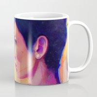 geo Mugs featuring GEO by Smojojo