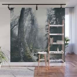Foggy Feelings Vol.4 Wall Mural