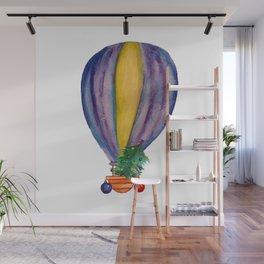 Holiday balloon Wall Mural