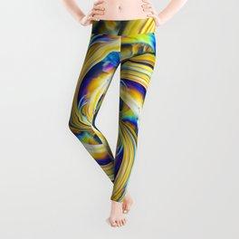 Fractal Artwork Leggings