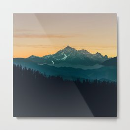 One Fine Day Metal Print