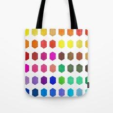 Hexatone Tote Bag