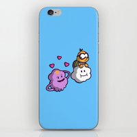 lumpy space princess iPhone & iPod Skins featuring Lumpy Space Princess: You know you want these lumps! by Macaluso