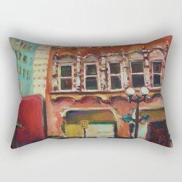 Old San Antonio Rectangular Pillow