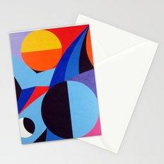 Shark - Paint Stationery Cards
