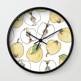 quince Wall Clock