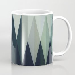 Diamond Forest Coffee Mug