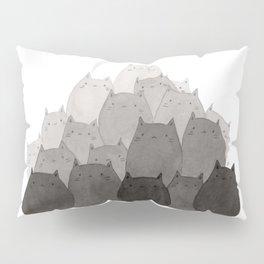 Kitty Pile Pillow Sham