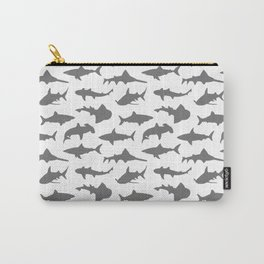Grey Sharks Carry-All Pouch