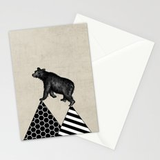 bear mountain Stationery Cards