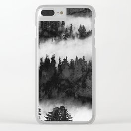 One Fine Day - Nature Photography Clear iPhone Case
