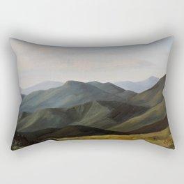 Craggy Gardens Rectangular Pillow