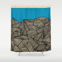 boat Shower Curtains featuring - boat - by Magdalla Del Fresto