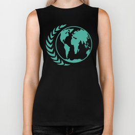 United Earth Government Biker Tank