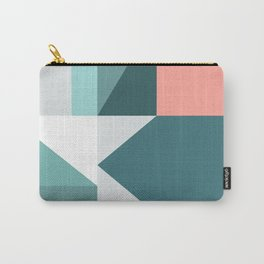 Modern Geometric 60 Carry-All Pouch