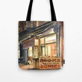 Bargain Books Tote Bag