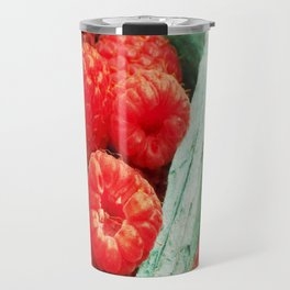 Ravenous Raspberries Travel Mug