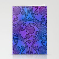 maori Stationery Cards featuring Maori/Polynesian Style by Lonica Photography & Poly Designs