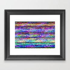 CDVIEWx4bx2ax2a Framed Art Print