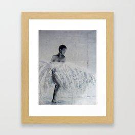 Dancer 7 Framed Art Print