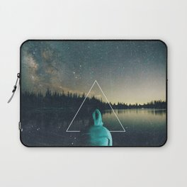 Alone in the Wildnerness Laptop Sleeve