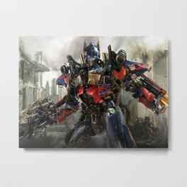 Transformers  , Transformers  games, Transformers  blanket, Transformers  duvet cover,  Metal Print