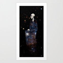 Space Dee Art Print