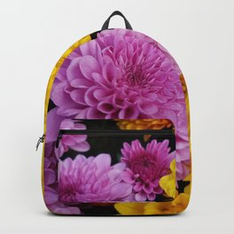 Bunches of Mums Backpack