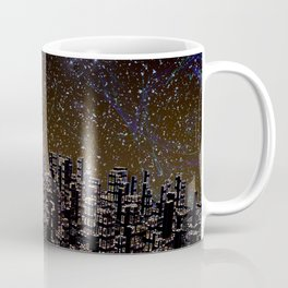 Blood Moon Rising Coffee Mug