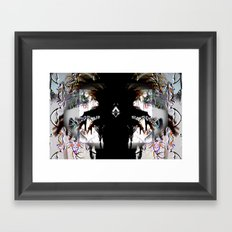 Blending modes 2 Framed Art Print