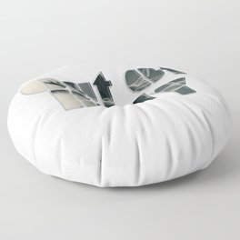 Out Of Body Floor Pillow